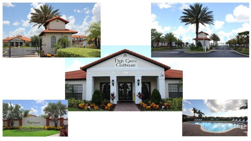 ALTA Grove Resort Convenientemente localizado a poucas milhas da Disney e muitas outras atrações da Flórida.