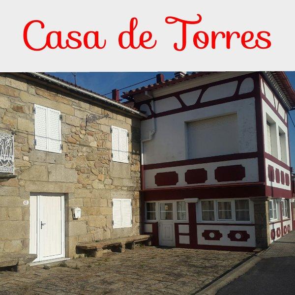 Vivienda vacacional a 7 km de la playa de Silgar (Sanxenxo), holiday rental in Adina