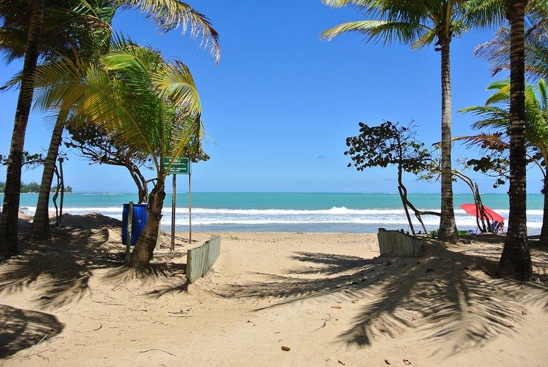 Beach Front Veredas Del Mar, vacation rental in Puerto Rico