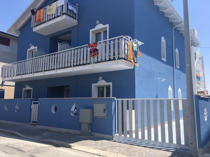 la casa al mare di Ale e Dade, vakantiewoning in Alba Adriatica