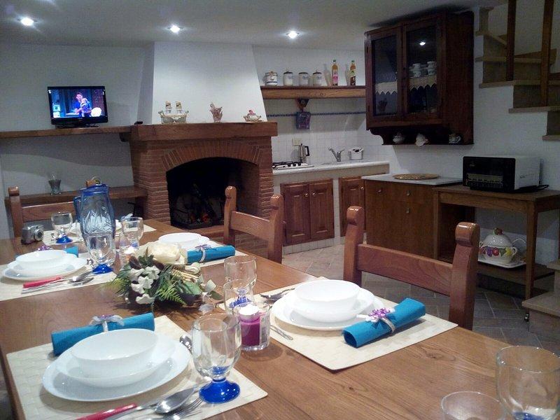 Casa Pardini a Casoli di Camaiore, holiday rental in Stazzema