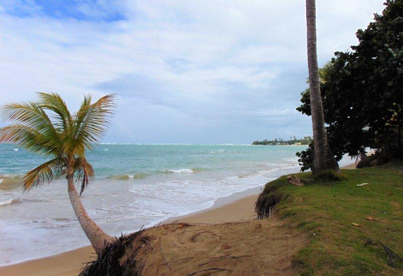 Playa privada a pie Distancia.
