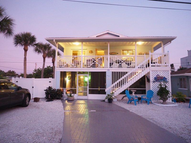 THE MERMAID HOUSE, casa vacanza a Manasota Key
