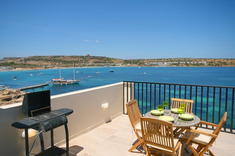 Amazing seaviews from terrace