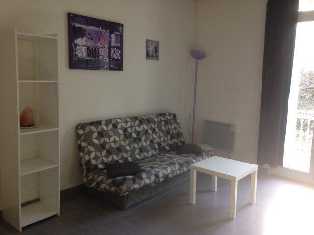 Spacieux appartement de 45m2 'L'ARAMON' à  Béziers Centre, 15kms des plages, alquiler vacacional en Boujan sur Libron