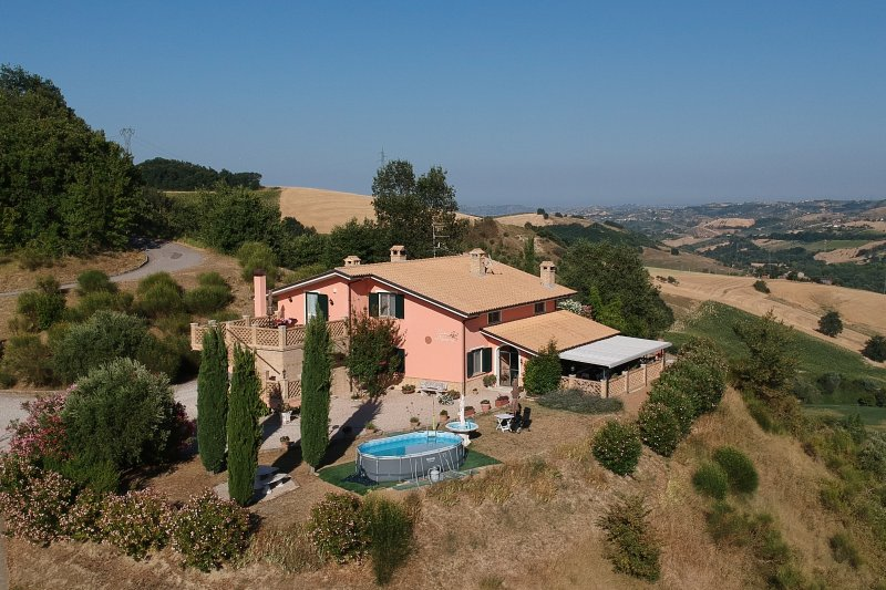 Casa Adriana, holiday rental in Castilenti