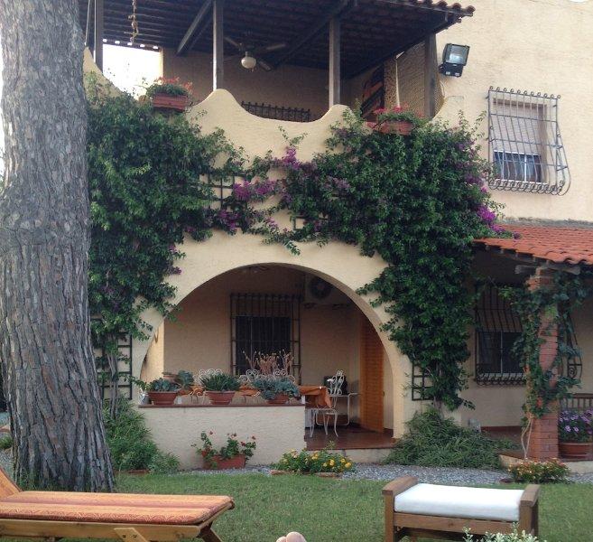 Il Portico di Luciano e Carmen, vakantiewoning in Ferruzzano