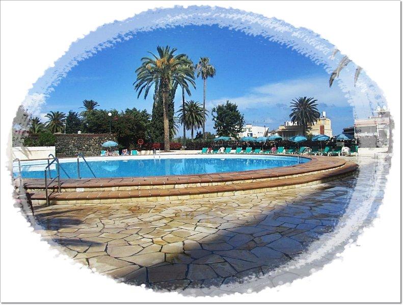 grande piscina aquecida comunidade