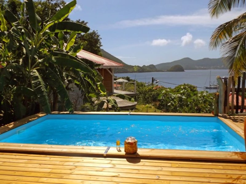 KAZAJANY  LE COLIBRI, holiday rental in Iles des Saintes