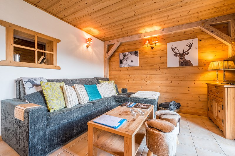 Apartment Midi Romand, a luxury alpine retreat., vacation rental in Morzine