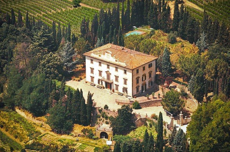 Villa Staggia, location de vacances à Staggia