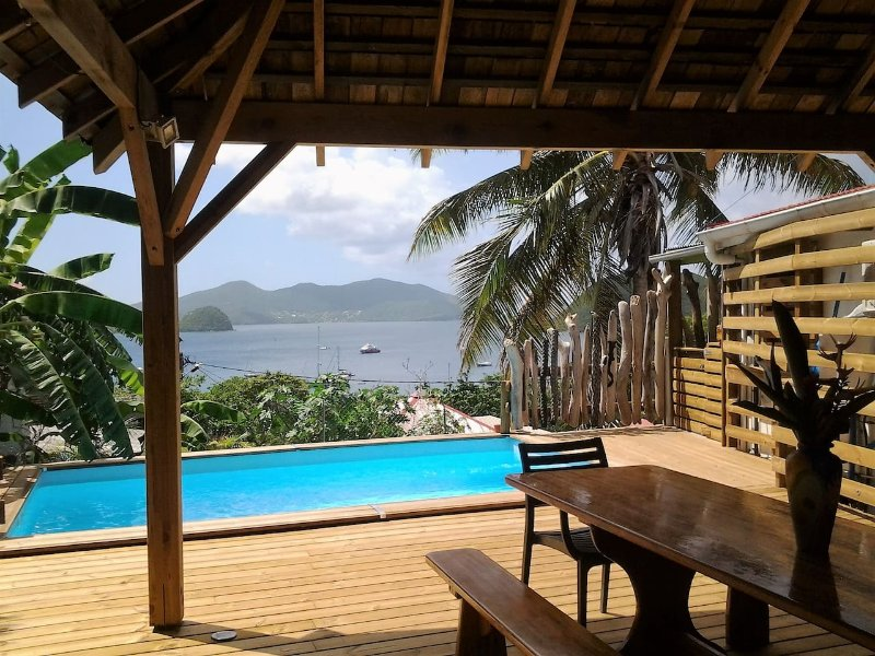 KAZAJANY  LE PELICAN, holiday rental in Iles des Saintes