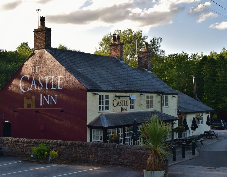 The Castle Inn - A quick stagger away