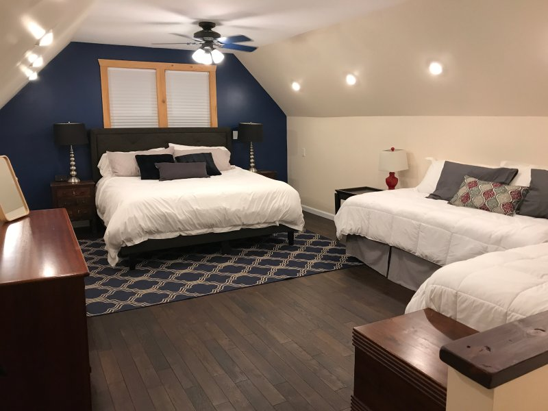 Ruby Summit Point - Your Home at the Track, vacation rental in Winchester