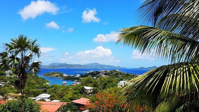 Beautiful views from the Bravo balcony!