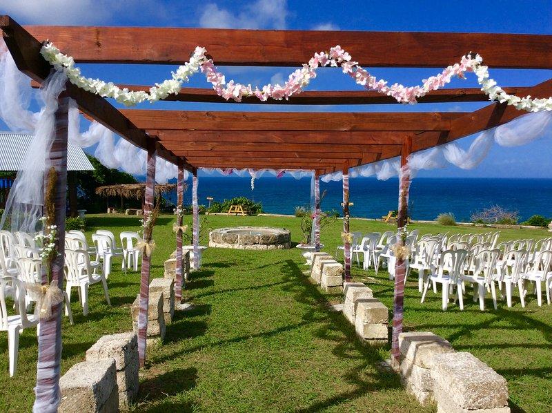 Get married at Ocean View Retreat