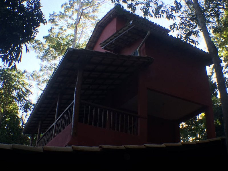 side view