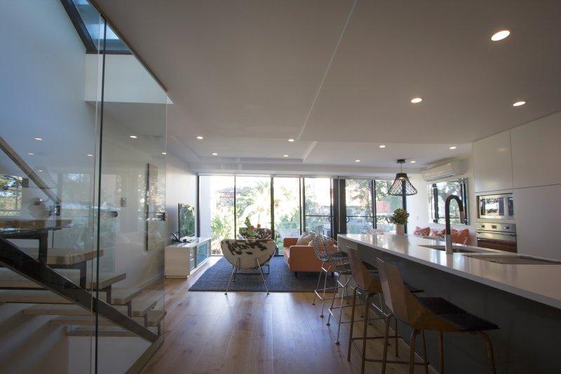 Kitchen / Living Room / Dining Room