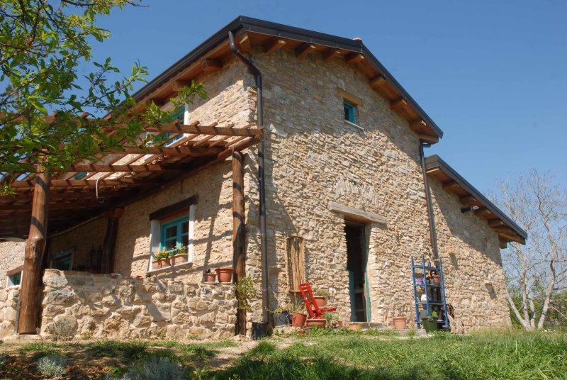 Masseria Cata Catascia, vacation rental in Casalbuono