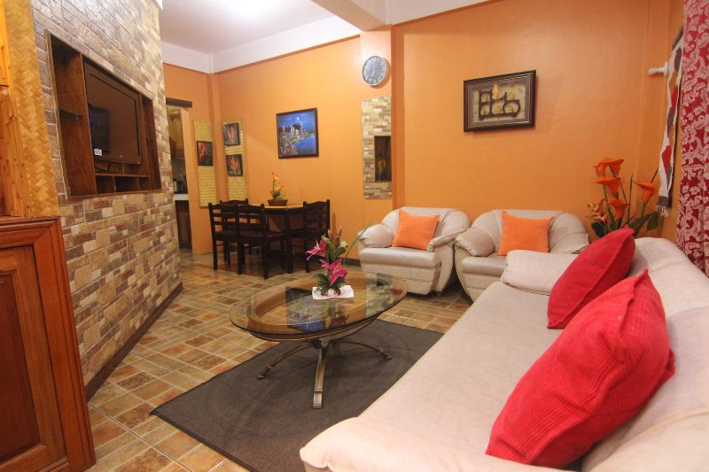 Baguio Accommodation, Baguio Transient House, Baguio Hotel, Baguio Apartments, holiday rental in Rosario