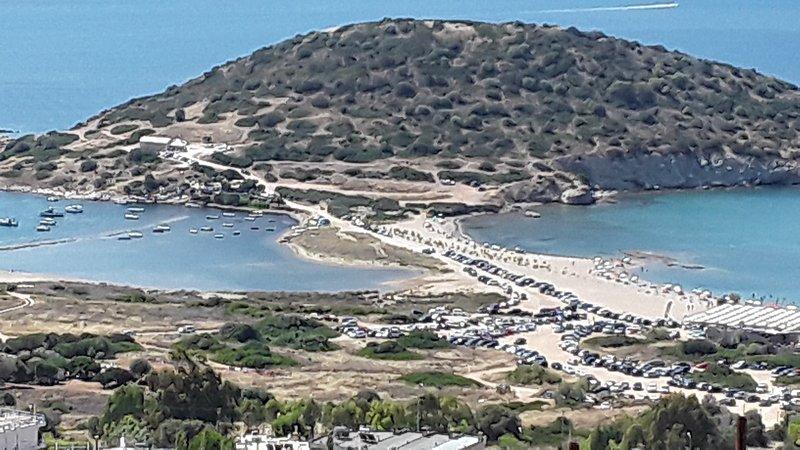 The best seaview in Saronida, holiday rental in Saronida