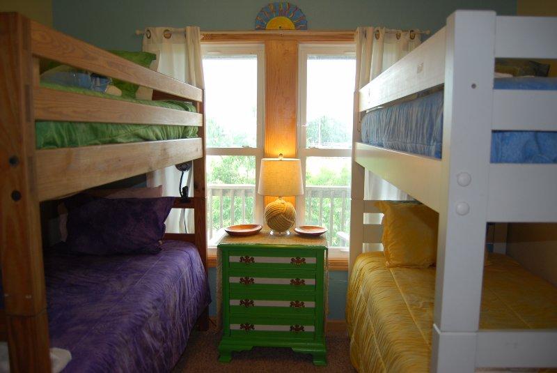 Bunk Zimmer auf Mid-Level