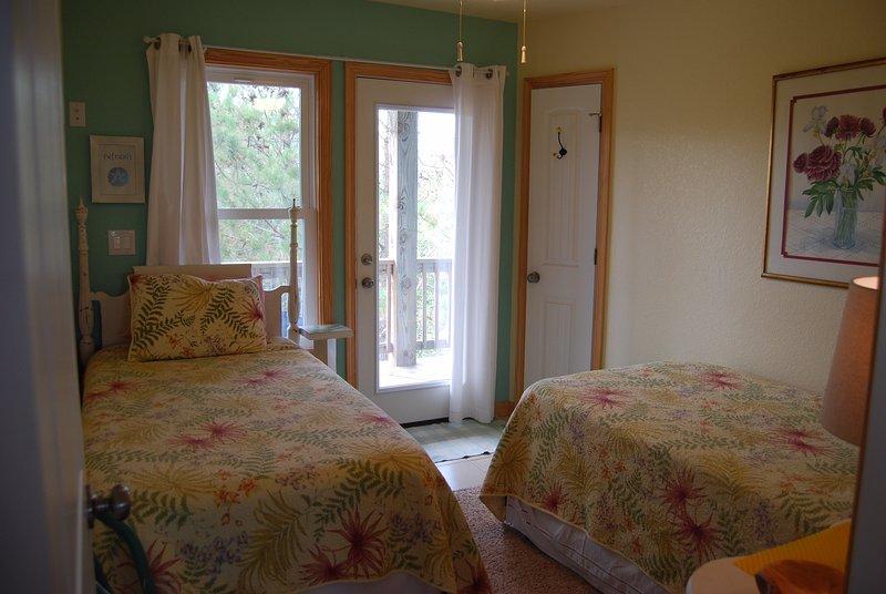 Twin-Betten auf Mid-Level