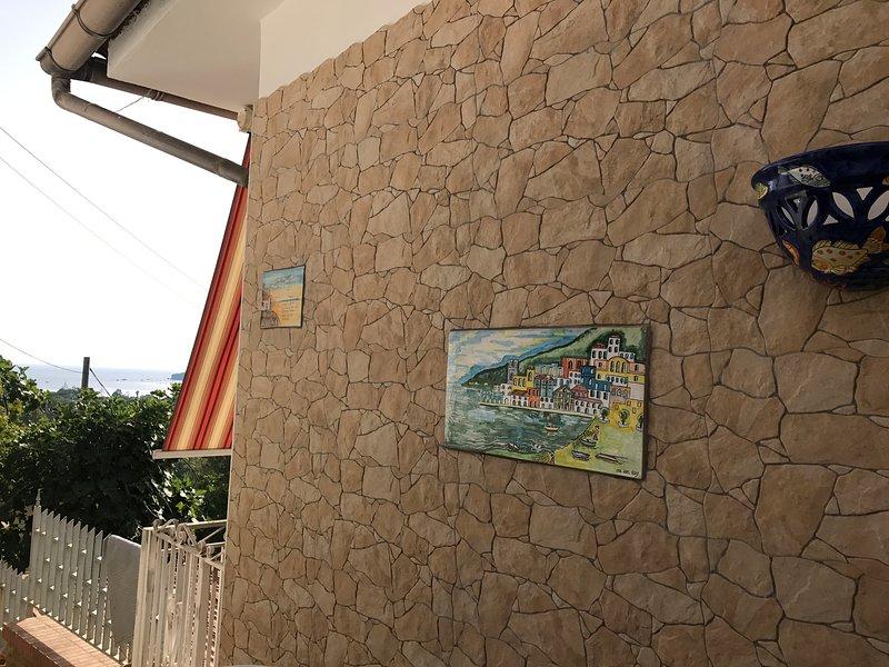 Il Vecchio Casale di Case del Conte, aluguéis de temporada em Cilento and Vallo di Diano National Park