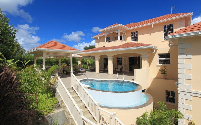 Tara, Sunset Crest, St. James, Barbados, holiday rental in Sunset Crest