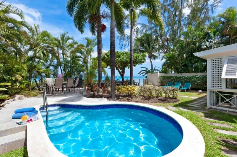 Seawards, Fitts Village, St. James, Barbados - Beachfront, holiday rental in Fitts