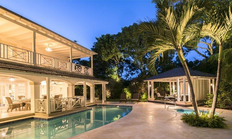 Sandalwood House, Sandy Lane Estate, St. James, Barbados, holiday rental in Saint James Parish