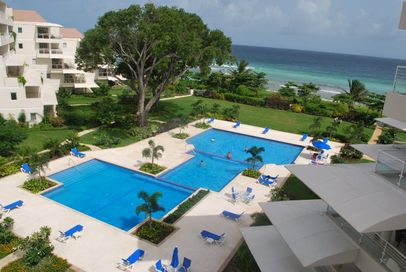 The Condominiums at Palm Beach, Apt 502, Hastings, Christ Church, Barbados, vacation rental in Hastings