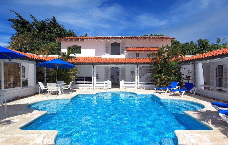 Buttsbury House, Polo Ridge, St. James, Barbados, holiday rental in Saint James Parish