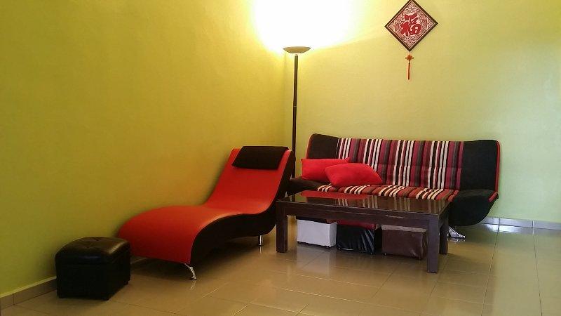 Simple Homestay in Bukit Mertajam, alquiler de vacaciones en Kulim