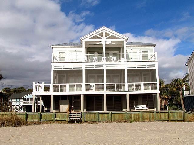 710 Palmetto Blvd - 'Sam's Place', aluguéis de temporada em Edisto Island