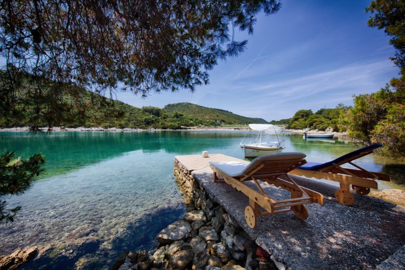 Baby Blue House – semesterbostad i Island of Vis