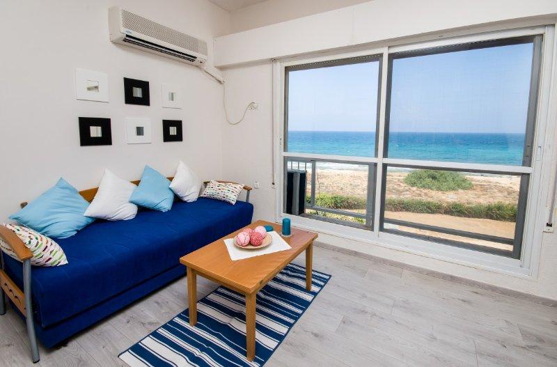 Ha-Aliya sea view, aluguéis de temporada em Ben Ami
