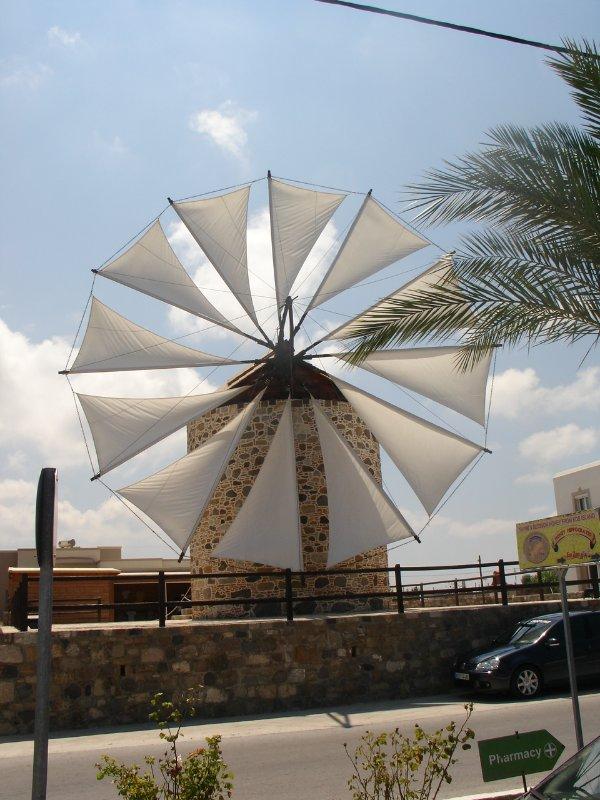 Moulin d'Antimachia