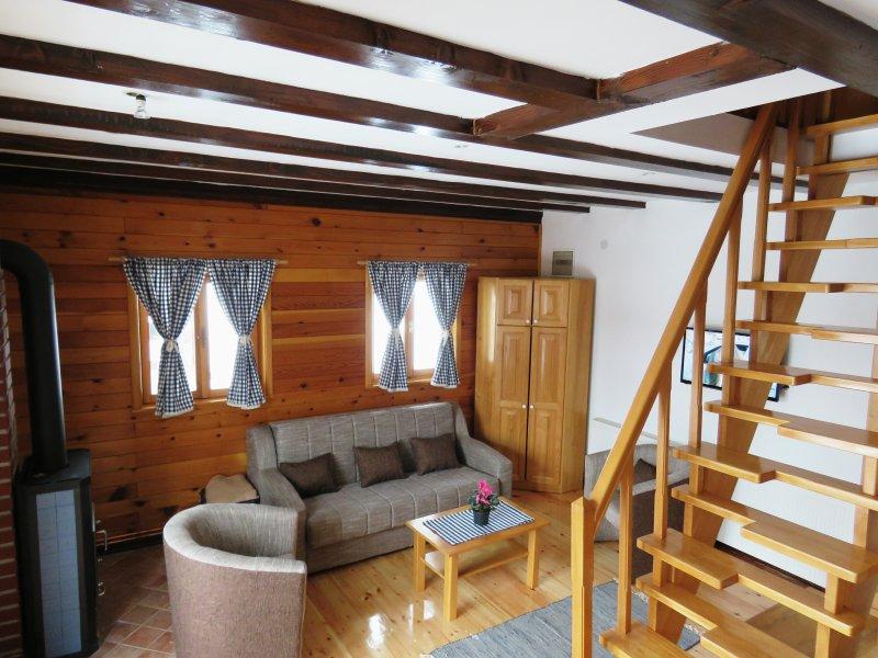 Guesthouse Stefanac 4+2, casa vacanza a Otocac