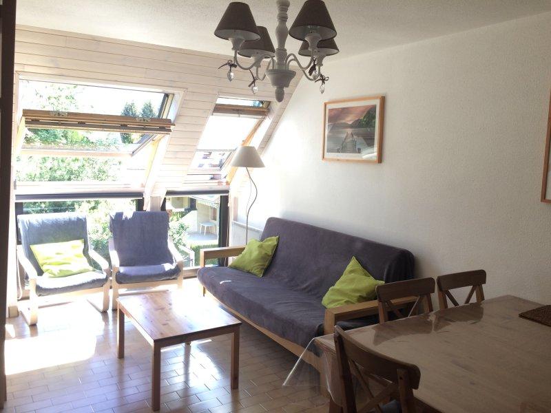 HAMEAU DU SOLEIL A33, holiday rental in Gouaux