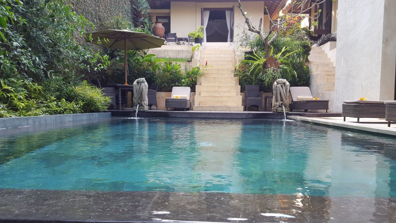 3-bedroom Villa Purnamasari located central Ubud, vakantiewoning in Ubud