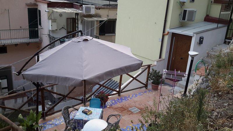 Stella Maris House, vacation rental in Erchie