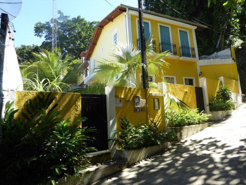 Casa Amarela, holiday rental in Ilha de Tinhare