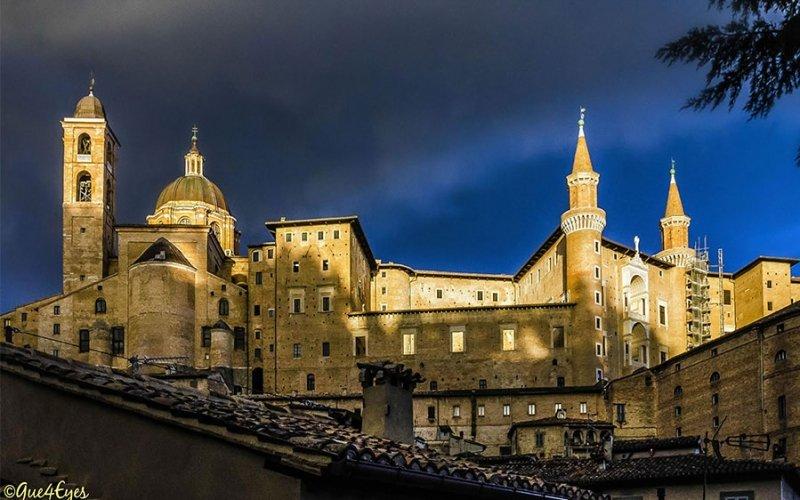 Ville d'Urbino