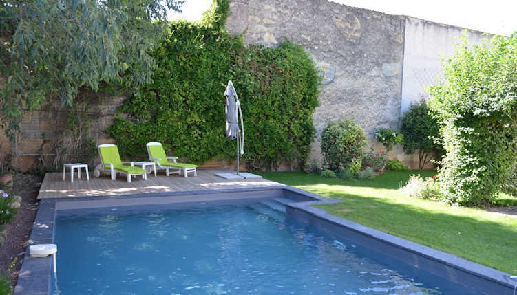 Maison Du Vins - Large holiday house South of France, Montagnac, holiday rental in Campagnan