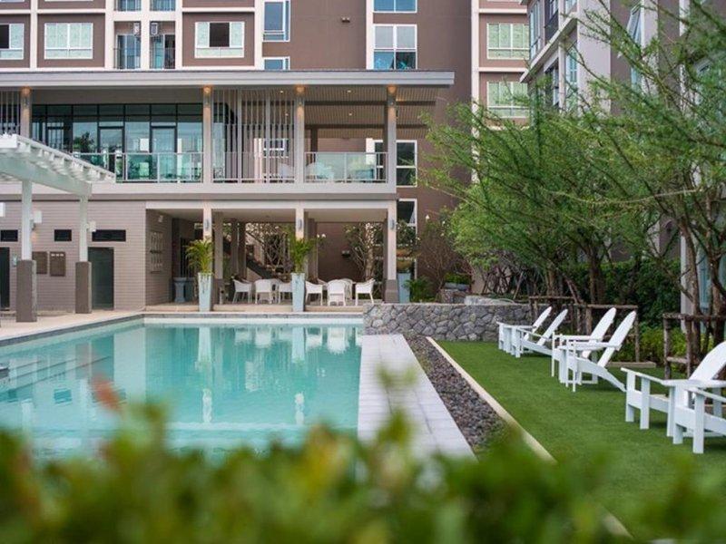 P322A3 Hua Hin 1 Bed Beach Condo Apartment, holiday rental in Ban Nong Kae