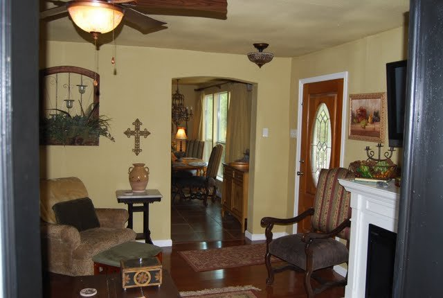 Turner Falls Cabins Villa Has Cable Satellite Tv And Air