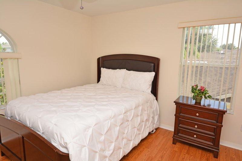 Bedroom 3 (master) upstairs