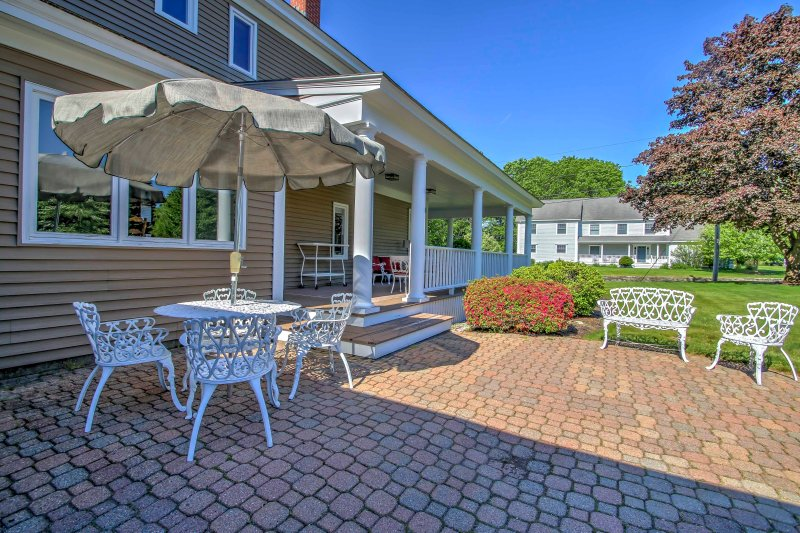 Experimente Maine como nunca antes a partir desta espectacular casa de aluguer de férias!