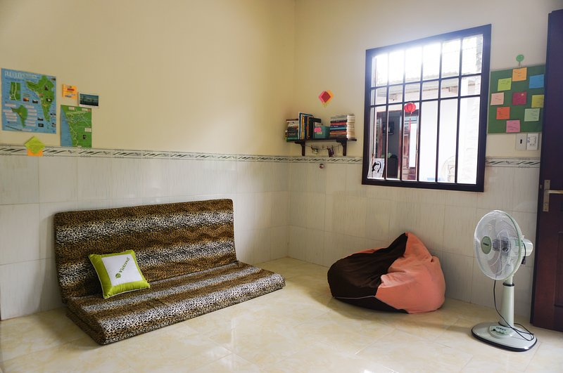 Tyty Home (Homestay in house with peaceful garden), vakantiewoning in Phu Quoc Island